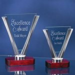 Triangle Glass Sales Awards